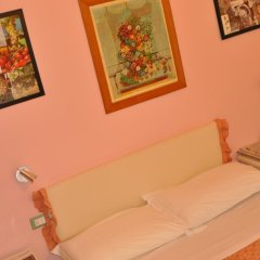 Отель Relais Firenze Stibbert 2* Стандартный номер с различными типами кроватей фото 4