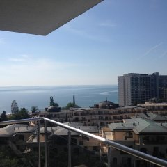Апартаменты Dilov Apartments In Yalta Golden Sands балкон