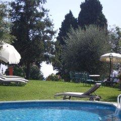Отель Villa Ortensia Сарцана бассейн