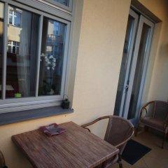 Отель Apartament Gratia Rosa Сопот балкон