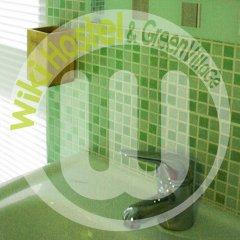 Wiki Hostel & Greenvillage Стандартный номер фото 4