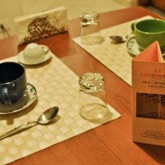 Отель B&B La Cantonella Италия, Монтеварчи - отзывы, цены и фото номеров - забронировать отель B&B La Cantonella онлайн питание