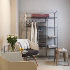 Отель AinB B&B Eixample-Muntaner 2* Стандартный номер с различными типами кроватей фото 11