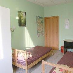Хостел Эрэл Стандартный семейный номер с двуспальной кроватью фото 2