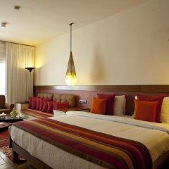 Отель Cinnamon Citadel Kandy 4* Улучшенный номер с различными типами кроватей фото 4