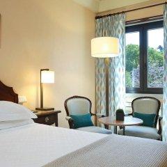 Отель Lisboa Plaza 4* Номер категории Эконом фото 3