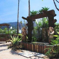 Rayaburi Hotel Patong Пхукет фитнесс-зал