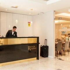 The 7 Hotel интерьер отеля