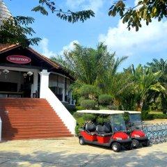 Отель Agribank Hoi An Beach Resort Вьетнам, Хойан - отзывы, цены и фото номеров - забронировать отель Agribank Hoi An Beach Resort онлайн парковка