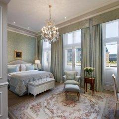 Hotel Sacher 5* Номер Делюкс с двуспальной кроватью фото 6
