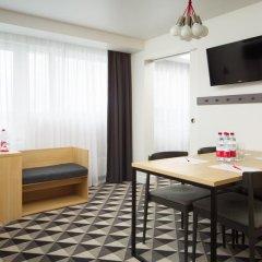 Азимут Отель Мурманск 4* Апартаменты SMART с различными типами кроватей