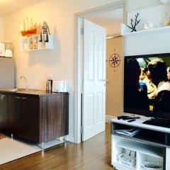 Отель Phuket Penthouse Апартаменты разные типы кроватей фото 8