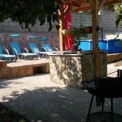 Отель Villa Detelina Balchik бассейн
