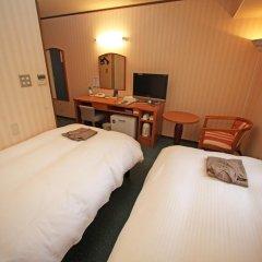 Отель Prime Toyama 3* Номер категории Эконом фото 13