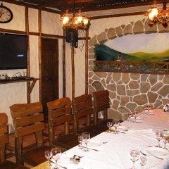Гостиница Лесная поляна питание фото 2