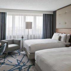 Vienna Marriott Hotel 5* Стандартный номер с различными типами кроватей фото 11