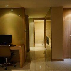 The California Hotel Seoul Seocho 2* Номер Делюкс с 2 отдельными кроватями фото 8