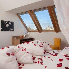 Hotel Senator 4* Стандартный номер с различными типами кроватей фото 9