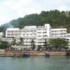 Отель Hai Au Hotel Вьетнам, Вунгтау - отзывы, цены и фото номеров - забронировать отель Hai Au Hotel онлайн приотельная территория фото 2