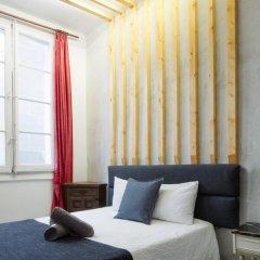 Отель Off Beat Guesthouse 2* Стандартный номер с различными типами кроватей (общая ванная комната) фото 10