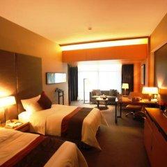Jianguo Hotel Guangzhou 4* Стандартный номер с разными типами кроватей фото 5