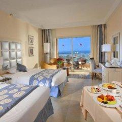 Отель Тропитель Сахль Хашиш 5* Номер Делюкс с различными типами кроватей фото 9