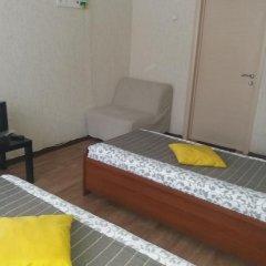 City Hostel Номер Эконом 2 отдельные кровати (общая ванная комната) фото 8