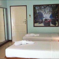 Отель Tharapark View Hotel Таиланд, Краби - отзывы, цены и фото номеров - забронировать отель Tharapark View Hotel онлайн комната для гостей фото 4