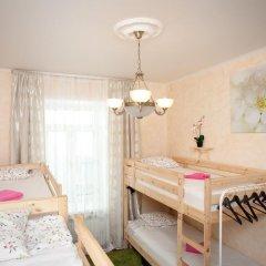 Europa Hostel Кровать в женском общем номере с двухъярусной кроватью фото 8