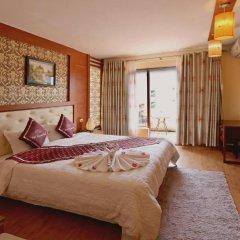 Отель Sapa Elegance 3* Номер Делюкс фото 3