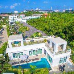 Отель Villas In Pattaya 5* Стандартный номер с различными типами кроватей фото 4