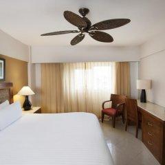 Отель Occidental Caribe - All Inclusive 3* Улучшенный номер с различными типами кроватей фото 2