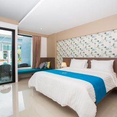The Phu Beach Hotel 3* Номер Делюкс с двуспальной кроватью фото 3