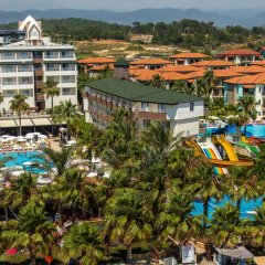 Galeri Resort Hotel – All Inclusive Турция, Окурджалар - 2 отзыва об отеле, цены и фото номеров - забронировать отель Galeri Resort Hotel – All Inclusive онлайн бассейн фото 2