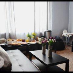 Отель ZiZi Central Hostel Польша, Варшава - отзывы, цены и фото номеров - забронировать отель ZiZi Central Hostel онлайн питание фото 2