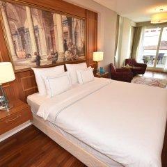 Neorion Hotel - Sirkeci Group 4* Улучшенный номер с различными типами кроватей фото 4