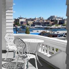 Отель The Gatsby Mansion Канада, Виктория - отзывы, цены и фото номеров - забронировать отель The Gatsby Mansion онлайн балкон