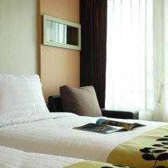 Отель Bangkok Loft Inn 4* Улучшенный номер фото 7