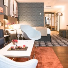 Radisson Blu Royal Hotel Brussels 4* Представительский люкс с различными типами кроватей