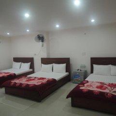 Minh Trang Hotel Стандартный семейный номер с двуспальной кроватью фото 3