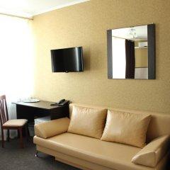 Гостиница Олимп Стандартный семейный номер с двуспальной кроватью фото 9
