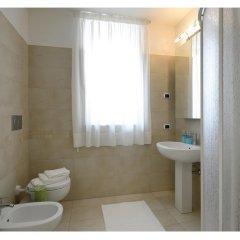 Апартаменты Heart Milan Apartments ванная