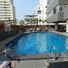 Отель Nanatai Suites Таиланд, Бангкок - отзывы, цены и фото номеров - забронировать отель Nanatai Suites онлайн бассейн фото 3