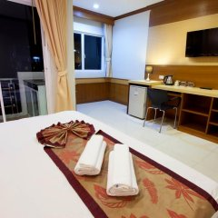Nailons Hotel в номере