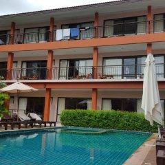 Отель Grand Thai House Resort 3* Стандартный номер с различными типами кроватей фото 7