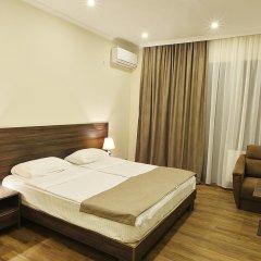 Отель MGK 3* Улучшенный номер с различными типами кроватей фото 4