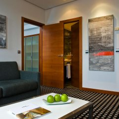 Отель Silken Amara Plaza Испания, Сан-Себастьян - 1 отзыв об отеле, цены и фото номеров - забронировать отель Silken Amara Plaza онлайн комната для гостей фото 2