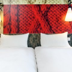 Отель ibis Paris Place d'Italie 13ème 3* Стандартный номер с различными типами кроватей фото 18
