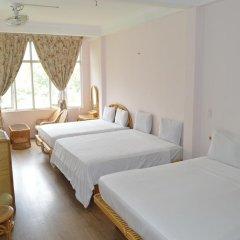 Saigon 237 Hotel 2* Стандартный семейный номер с двуспальной кроватью фото 2