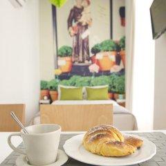 Отель Páteo Saudade Lofts 3* Студия с различными типами кроватей фото 8